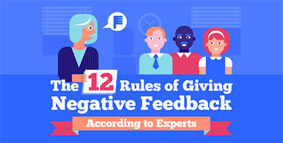 The 12 Rules of Giving Negative Feedback blog post