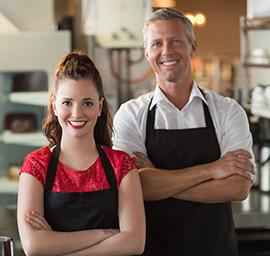 Food & staffing