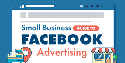 Small Business Guide to Facebook Advertising blog post
